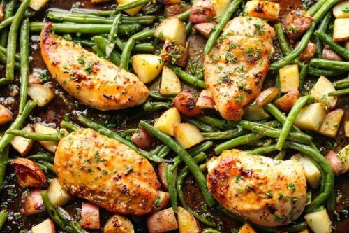 Easy Sheet Pan Chicken Dinners You Need To Try - Forkly