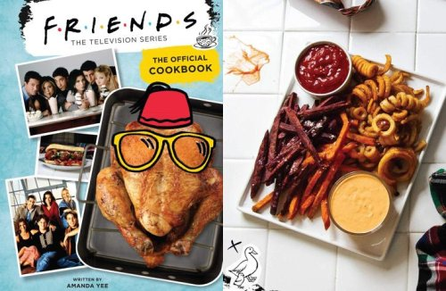 An Official 'Friends' Cookbook Is Coming And It Features Iconic Recipes From The Show - Forkly