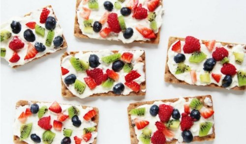 Healthy Snack Recipes For Work - Forkly