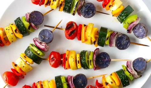 15 Skewered Grill Recipes - Forkly