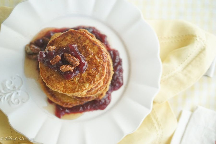 10 Protein Pancake Recipes That Will Make You Re-think Breakfast - Forkly