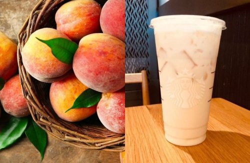This Starbucks Secret Drink Tastes Like Peaches And Cream And You Seriously Need To Try It - Forkly