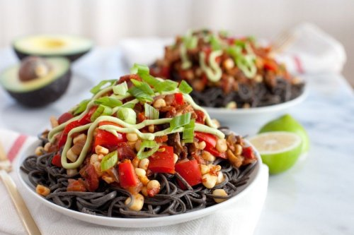 The Ever Rising Trend Of Black Bean Pasta - Forkly