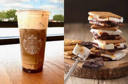 This New Secret Starbucks Drink Tastes Like S'mores - Forkly