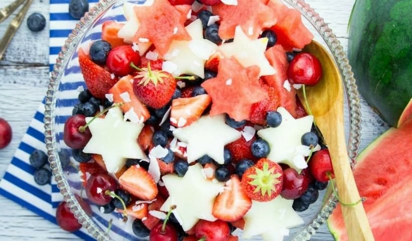 4th of July Desserts: 10 Patriotic Ideas! - Forkly