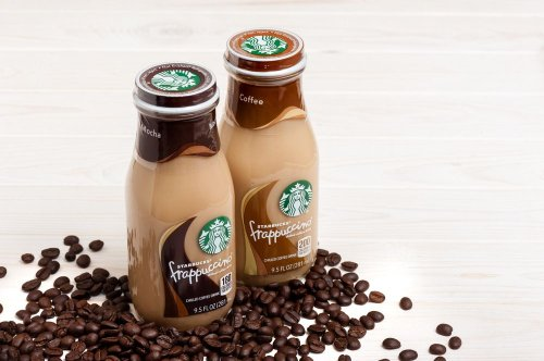 Starbucks Bottled Frappuccino Hack: How You're Actually Supposed To Drink It - Forkly