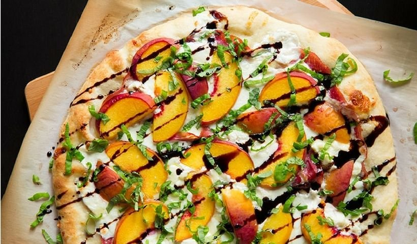 10 Amazing Peach Recipes For All Those Summer Peaches - Forkly