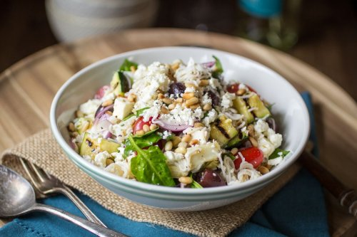 Creative Salads You'll Impress With