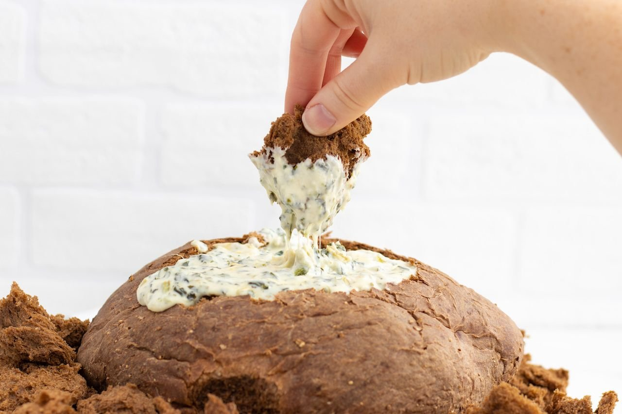 Drool-Worthy Instant Pot Artichoke and Spinach Dip - Forkly
