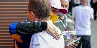 Nach Doppelsieg: McLaren-Chef Andreas Seidl noch lange nicht am Ziel