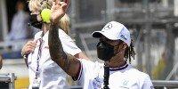Lewis Hamilton: Red Bulls Aussagen haben Stimmung angeheizt