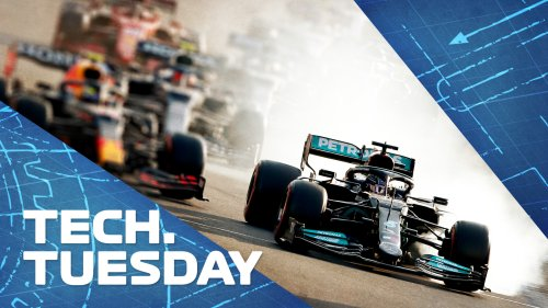 TECH TUESDAY: What is the 'magic' brake setting cost Hamilton in Baku – and why do Mercedes struggle at low-grip tracks? | Formula 1®