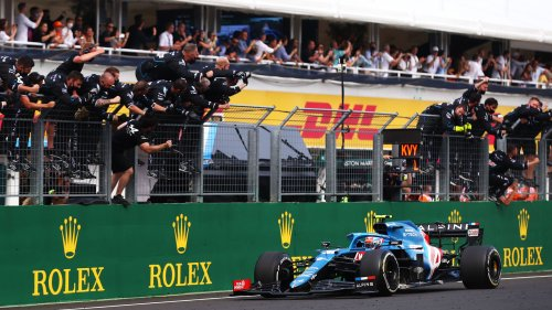 2021 Hungarian Grand Prix race report & highlights: Ocon beats Vettel to claim shock maiden victory in action-packed Hungarian Grand Prix | Formula 1®
