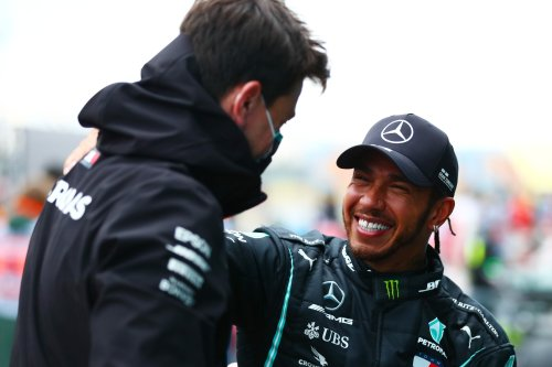 DRIVER MARKET: F1's silly season for 2022 has already begun - but what are the big stories?   Formula 1®