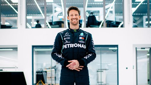 Romain Grosjean to make fairy-tale return to F1 with special one-off Mercedes test | Formula 1®