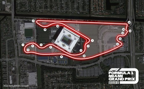 Formula 1 To Race In Miami In 2022 As 10-Year Deal Announced