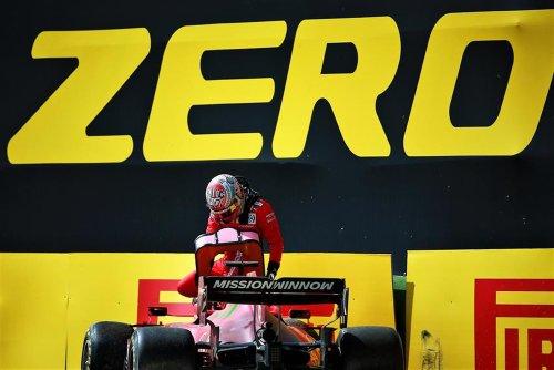 Leclerc: Ferrari Feels 'Very Competitive' At Imola Despite Crash