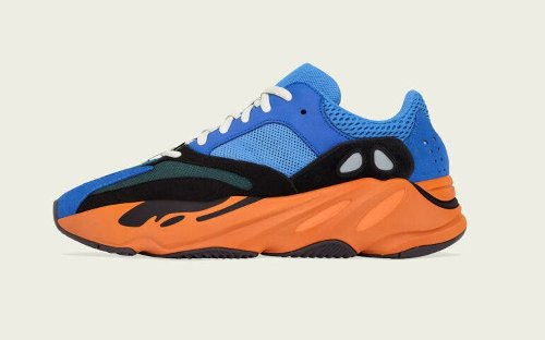 adidas YEEZY BOOST 700 Bright Blue Available this Weekend