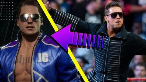 Fans WANT The Miz As Johnny Cage In Mortal Kombat 2