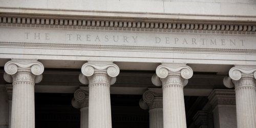 The overlooked report from the U.S. Treasury you should know about