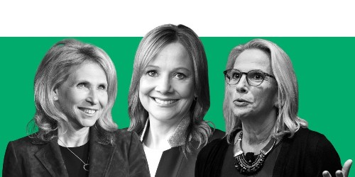 GM's Board Will Have More Women Than Men. It's Not the Only One