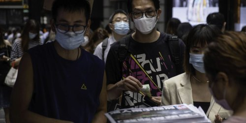 Why Beijing isn't worried about the consequences of closing Apple Daily