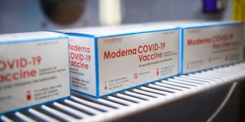 CEO who jumped the COVID vaccine line is out of a job
