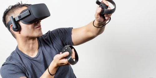 Here's What It's Like to Use the Oculus Rift