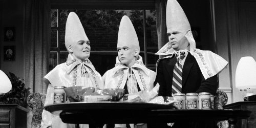 What if: Elon Musk meets the Coneheads