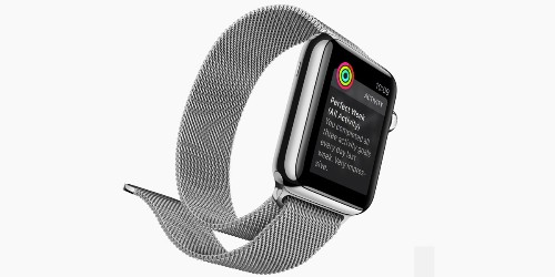 IBM's Watson makes its health care debut on the Apple Watch