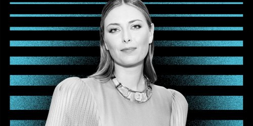 Maria Sharapova on why she invested in home fitness startup Tonal