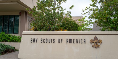 Girl Scouts embroiled in 'highly damaging' legal war with Boy Scouts