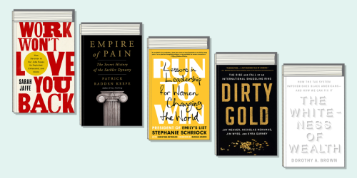 The best business books of 2021, according to Amazon