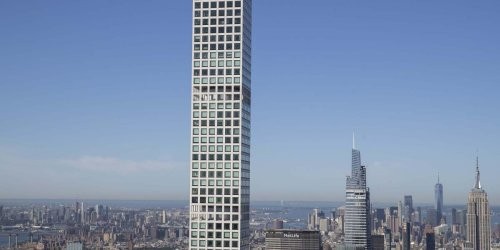 'Intolerable' noise and stuck in the elevator for hours: NYC Billionaire Row condo board sues developers over 1,500 defects