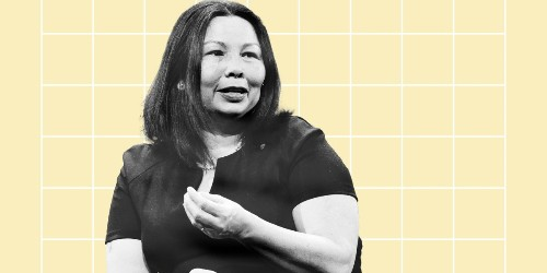 Sen. Tammy Duckworth's experiences as a soldier and wheelchair user shaped her response to the Capitol riots
