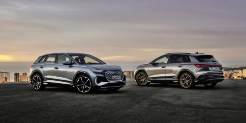 Audi's attractively priced new electric vehicles poised to take on Tesla