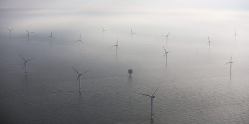 The U.K. went all-in on wind power, never imaging it would one day stop blowing