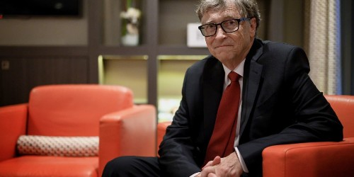 Bill Gates' coronavirus vaccine could be manufacturing at scale in a year