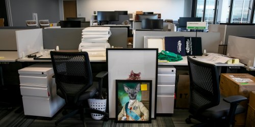 Nearly a third of workers don't want to ever return to the office