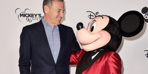 Abigail Disney, Walt's Grandniece, Calls Bob Iger's $65 Million Compensation 'Insane'