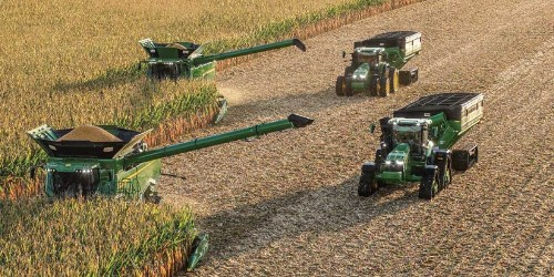 A.I. gets down in the dirt as precision agriculture takes off