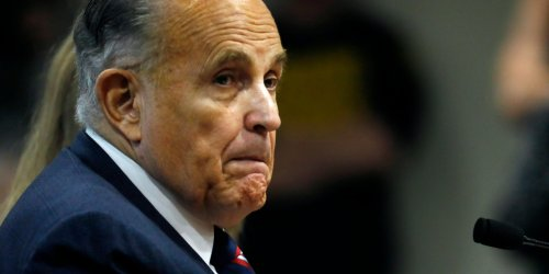 Dominion Voting: Rudy Giuliani ignores evidence he caused financial harm after 2020 election