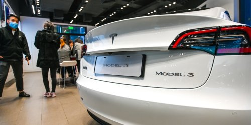The 600 club: These electric vehicles are chasing Tesla Model 3 in bid to achieve lofty new range milestones