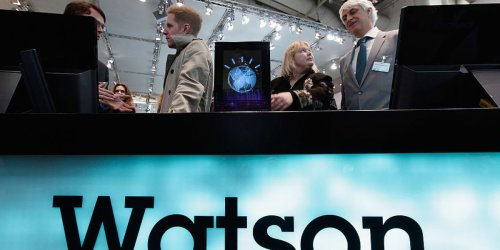 IBM Watson Health cover image