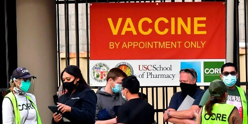 The lesson from the botched COVID vaccine rollout: Sometimes you need 'Big Government'