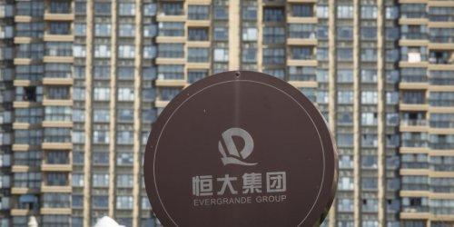 Beijing's silence on Evergrande is spooking global markets