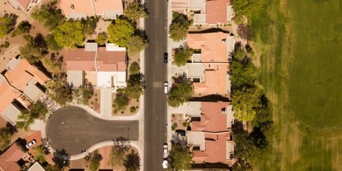 There's a big shift happening in the housing market
