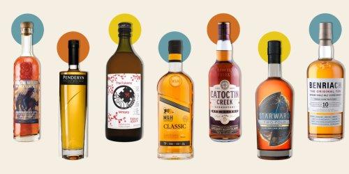 7 sunshine whiskeys to drink all summer long