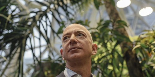 New Amazon book on Jeff Bezos's last years has goodies galore but won't change your mind