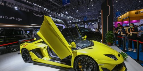 Lamborghini sees record sales as wealthy, cooped-up car lovers go on a spending spree